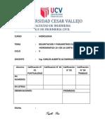 Informe de Cuenca Hidrografica