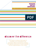 admissions campaign plans book