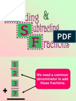 add subt fractions