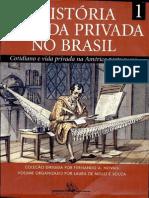 Livro História Da Vida Privada Vol. 1