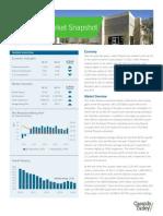 Arizona Q1 2014 Industrial Report - Cassidy Turley
