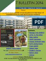 Gnipst Bulletin 33.2 (1)