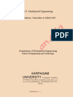 mechanical syllabus for engineering students