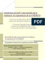 Youth Development and Violence Prevention ES