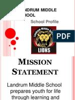 landrum profile