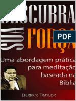 Descubra Sua Forca_ Uma abordag - Derrick Traylor.pdf