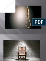 Should Death penalty be abolished?