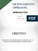 CONDICIONAMIENTO OPERANTE (3)