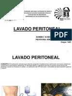 Lavado Peritoneal 1601