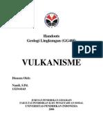 VULKANISME.pdf Suplemen Geologi Lingkungan