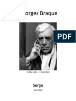 Georges Braque French Book