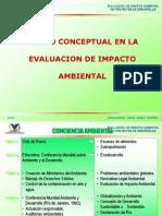 Marco Conceptual de La Evaluacion de Impacto Ambiental