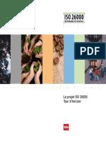 ISO26000 - Présentation ISO Année 2010