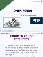 Abdomen Agudo 12May09