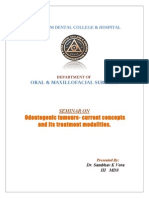 Odontogenic Tumours / orthodontic courses by Indian dental academy