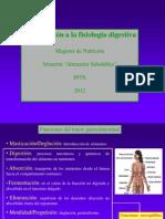 Intoduccion Fisiologia Digestiva 1 Magister Alimentos 2012