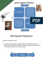 Tanatologia. La Muerte Según Platón, Sócrates. Séneca.