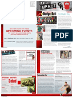 CrossFit Impact Newsletter June 2014