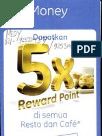 GE Money Kartu Kredit (Oktober 2009)