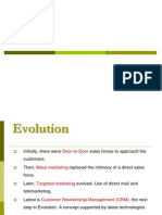 Session 2 Evolution of Crm