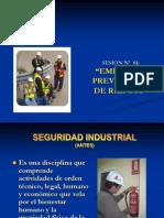 Sesion Nº 01. Empresa y Prevencion de Riesgos (1)
