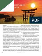 Islamic Finance in Japan