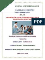 LA CONDICIÓN JUVENIL CONTEMPORÁNEA EN LA CONSTITUCIÓN IDENTITARIA.docx
