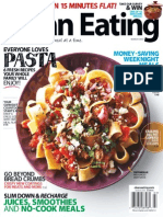 Clean Eating - March 2013