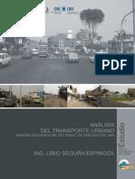 Analisis Del Transporte Urbano Mirr 2010