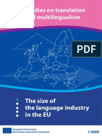 EU Language Industry