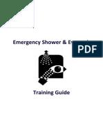 Emergency Shower and Eyewash