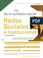 El Dilema de La Cohesion Social