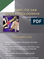 Ppt Osteomielitis Dan Aspek Radiologisnya