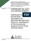 11 Offshore Oil & Gas Development