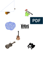 Instruments Clipart