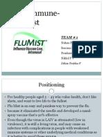 Flumist case study