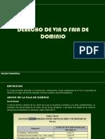 Faja de Dominio - Presentacion 3