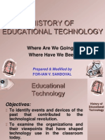 History of Educational Technology 1210521877967329 8