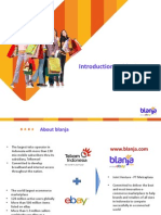 Powerpoint Tentang Pengenalan e Commerce_blanja Dot Com