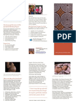 Zulu Birth Project Brochure