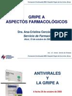 Gripe a Aspectos Farmacologicos