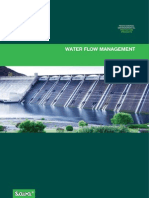 Water Flow Management