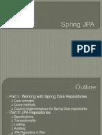 SpringJPA Slide