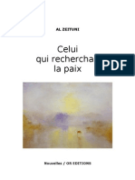 Al Zeituni - Celui Qui Recherchait La Paix
