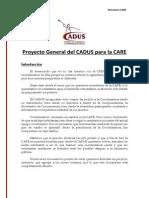 Programa Politico Del CADUS