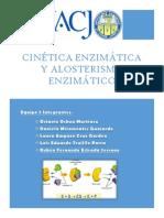 Equipo 7 Resumen Cinética Enzimática y Alosterismo Enzimático (1)