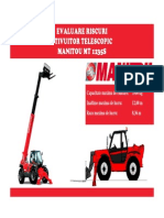 Risc Manitou Mt1235s