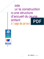 Construction Structure Enfants