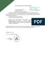 Acte Necesare Recunoastere Diploma