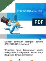 Perencanaan Audit 2